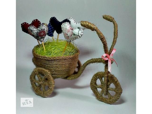 купить бу Декоративный велосипед в Харькове