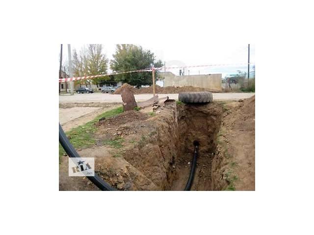 купить бу Делаем проколы под дорогами для прокладки водопровода и газопровода и т.д. в Днепропетровской области