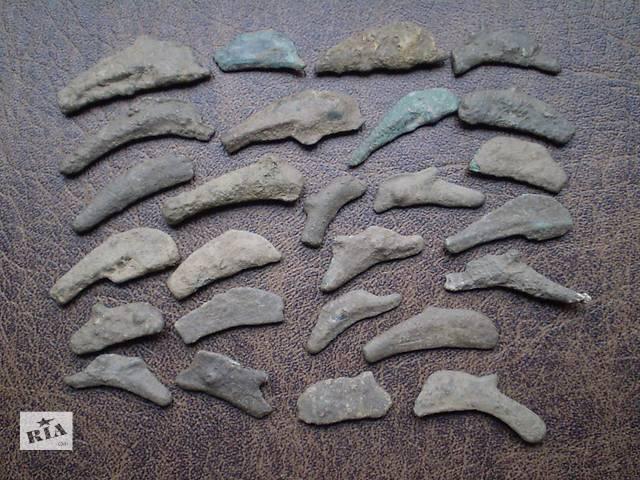 продам Дельфины бронза Ольвия VI - IV век до н. э. бу в Черновцах