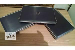 б/у Ноутбуки Dell Dell Latitude E6520