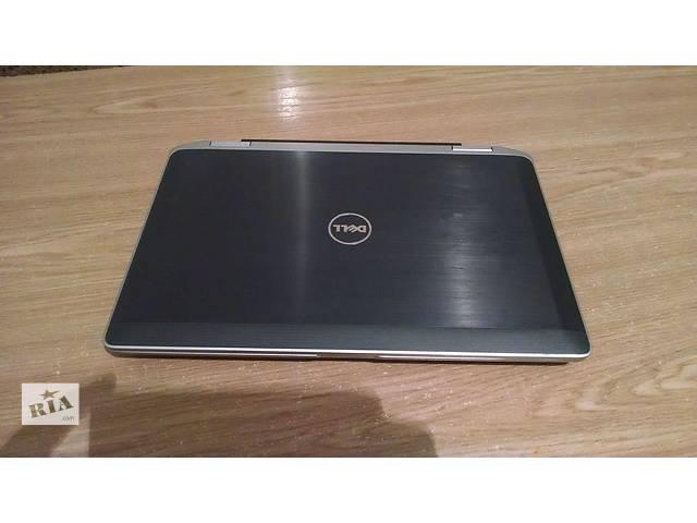 "купить бу Dell Latitude E6320, 13,3"", IntelCore i5-2520M, 4GB, 128GB SSD, подсветка клавиатуры в Львове"