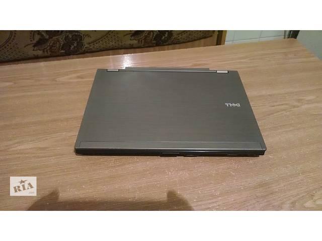 "купить бу Dell Latitude E6410, 14"" 1440x900, Intel Core i5-580M, 250GB, 4GB, подсветка клавиатуры в Львове"