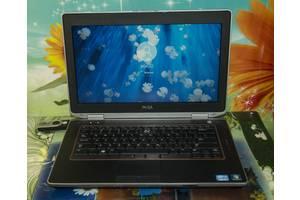 б/у Ноутбуки для простых задач Dell Dell Latitude E6420
