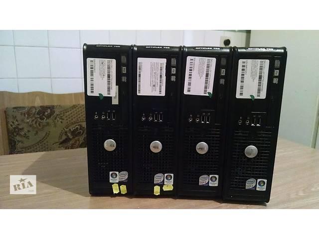 бу Dell OptiPlex 755, потужний 4 ядерний Intel Quad Core Q6600, 2,4Ghz, 4GB, 250-400GB, NVIDIA Quadro NVS 290   в Львове