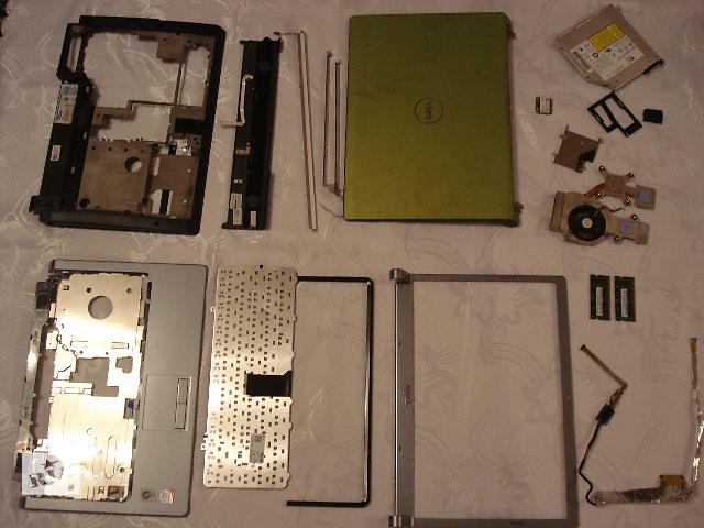 Dell Studio 1535 1536 1537 на запчасти Делл Студио запчасти Разборка Разборка Разборка- объявление о продаже  в Бориславе