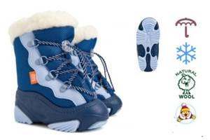 Новые Детские зимние сапоги Demar