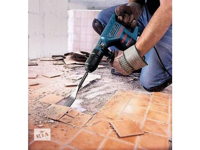 Демонтаж. Алмазная резка бетона. Вывоз строймусора- объявление о продаже  в Киеве