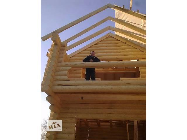 бу Демонтаж и возведение крыши  в Украине