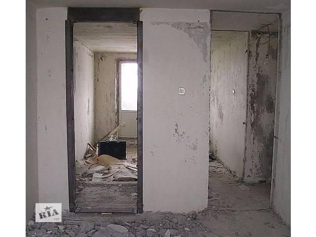 бу Демонтаж бетону, цегли,стін, перегородок, блоккомнат.Харків і область в Харкові