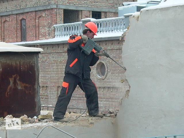 купить бу Демонтаж и земляные работы  в Украине