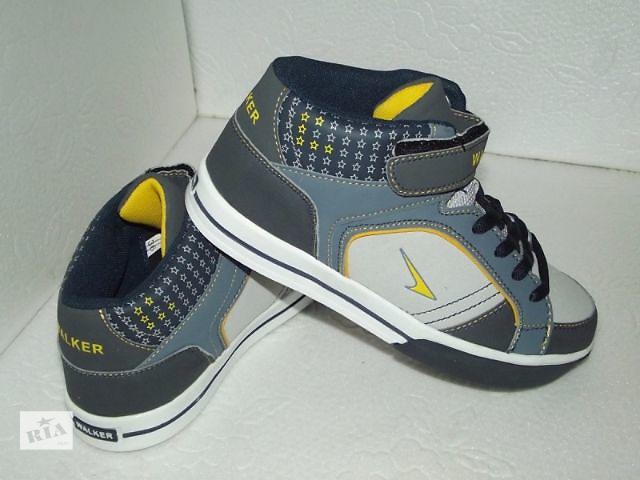Деми ботинки-кроссовки, 2 цвета- объявление о продаже  в Киеве
