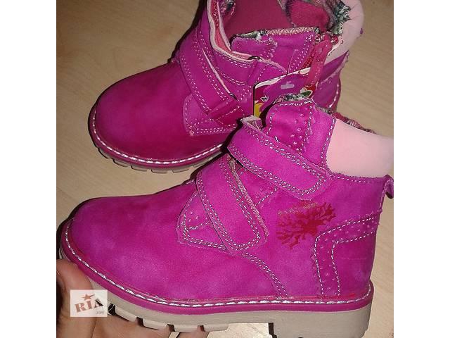 продам деми ботиночки для девочки бу в Одессе