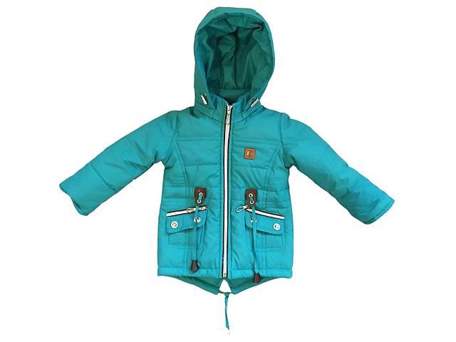 продам Демисезонная курточка парка для модниц 2-6лет бу в Харькове
