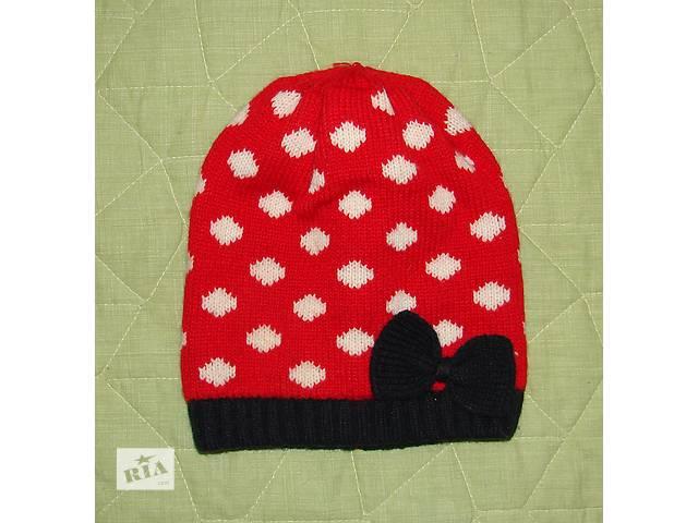 Демисезонная шапка на девочку - объявление о продаже  в Харькове