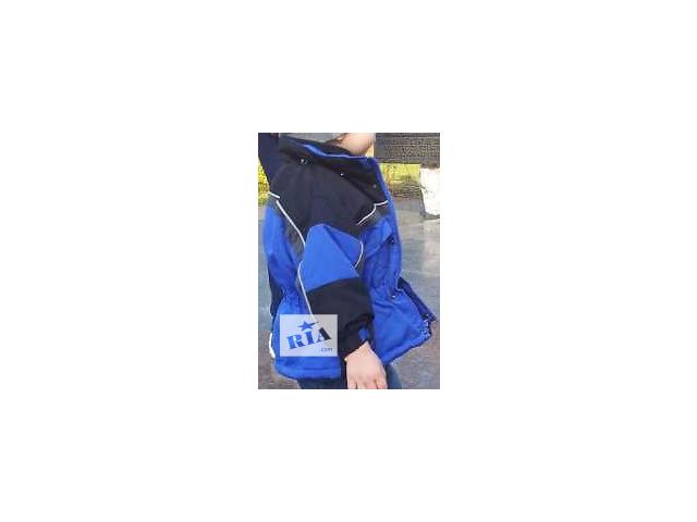 купить бу Демисезонная курточка для мальчика в Киеве