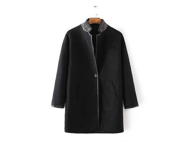 Демисезонное пальто кокон ZARA оригинал, новое, размер S-М- объявление о продаже  в Мелитополе