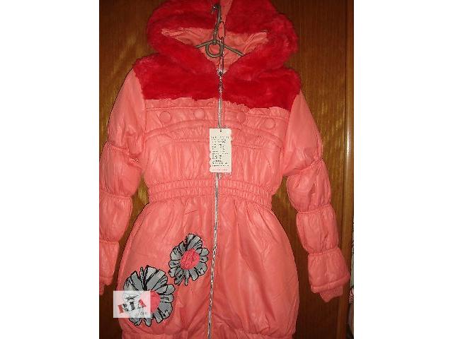 купить бу Демисезонное пальто на девочку в Харькове