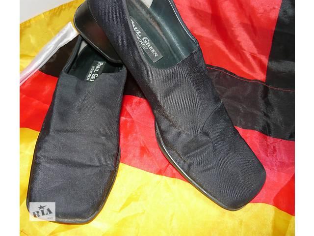продам Демисезонные женские туфли «Paul Green» б/у. бу в Николаеве