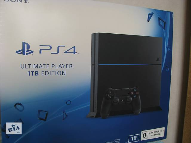 бу Sony PS 4 в Киеве