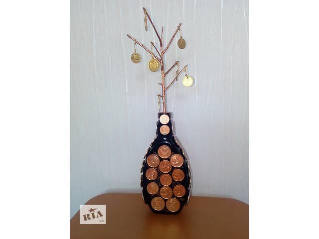 купить бу Денежное дерево в бутылке в Херсоне