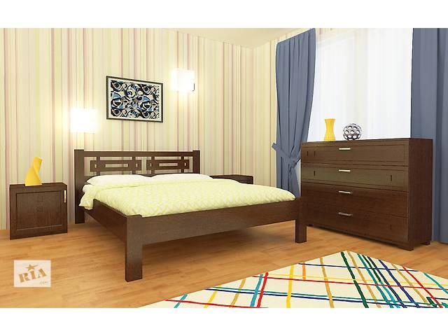 Деревянная кровать Ария 160х200 (кровать)- объявление о продаже  в Львове