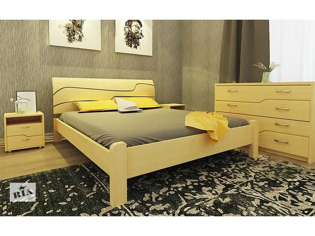 Деревянная кровать Симфония 160х200- объявление о продаже  в Львове