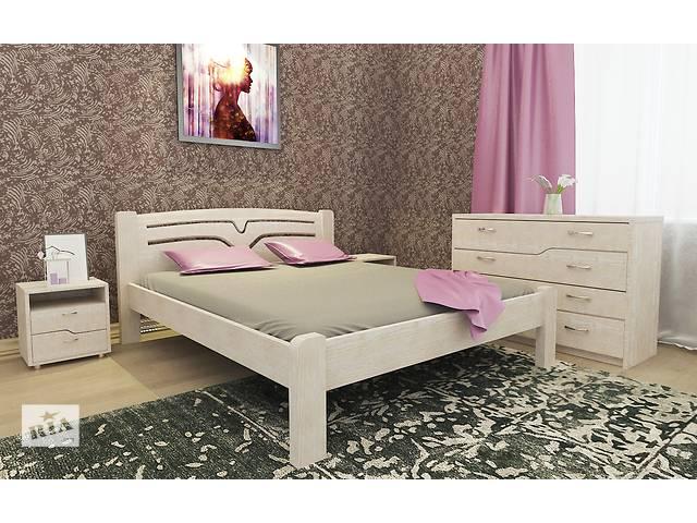купить бу Деревянная кровать Трембита 160х200 (кровать) в Львове