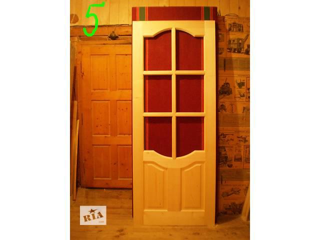 купить бу Деревянные двери из массива напрямую от производителя  в Украине
