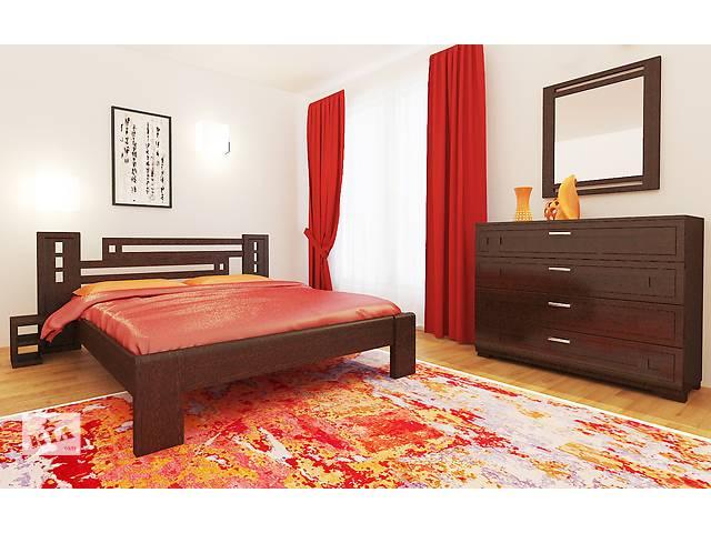 бу Деревяная кровать Кармен 160х200 в Львове