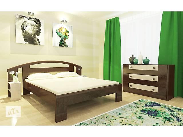 купить бу Деревяная кровать Марсель 160х200 в Львове