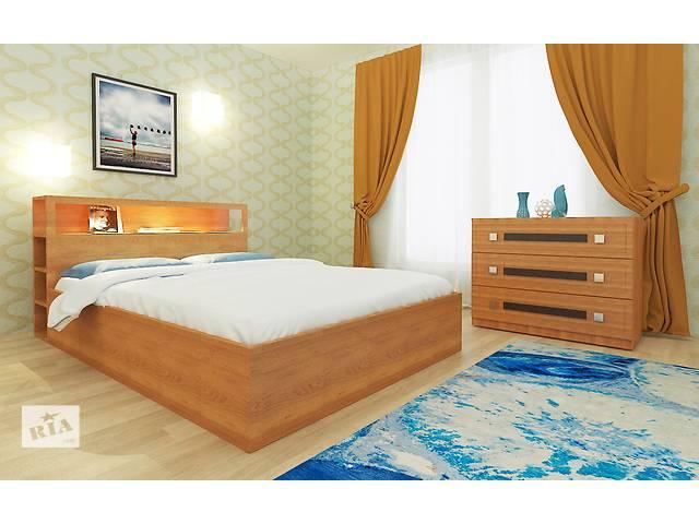 Деревяная кровать с  Сыцилия 160х200- объявление о продаже  в Львове