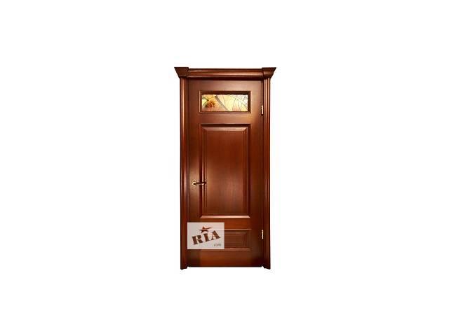 продам Деревяні двері ЦІНУ ЗНИЖЕНО!!! бу в Львове