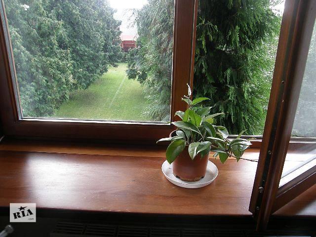 купить бу Деревяні підвіконники в Львове