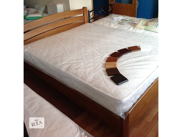 Деревянная кровать Венеция Люкс ТМ Эстелла. Любые размеры. Бесплатная, адресная доставка по Украине (до двери)- объявление о продаже  в Днепре (Днепропетровск)
