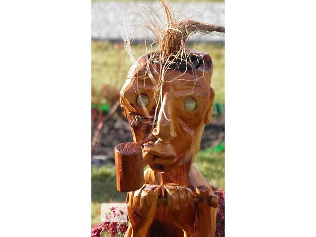 Деревянная скульптура- объявление о продаже  в Желтых Водах
