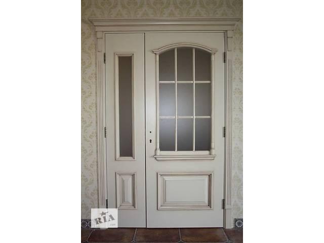продам деревянные двери на заказ бу в Одессе