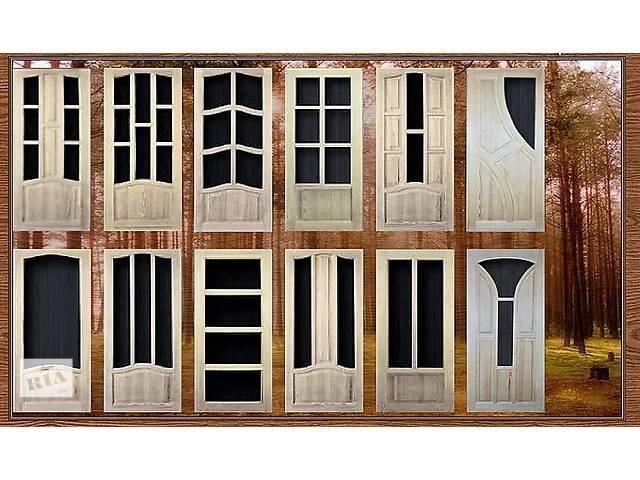 бу Деревянные двери сосна, дуб, ясень, ольха. в Херсоне