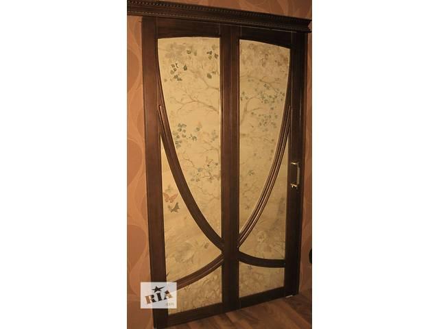 купить бу Деревянные двери в Киеве
