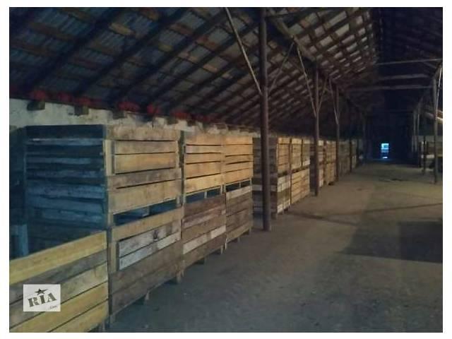 купить бу Деревянные контейнеры в Виннице