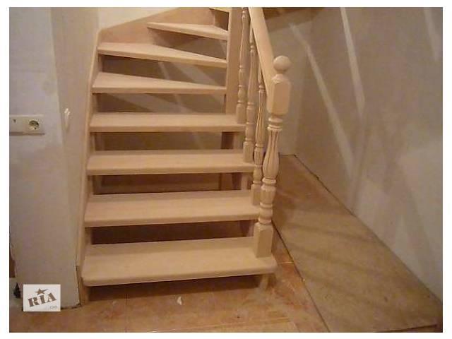 купить бу Деревянные лестницы ( бук,дуб) Не дорого  в Киевской области