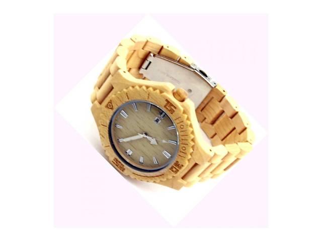 продам Деревянные наручные часы Maple Classic   бу в Киеве