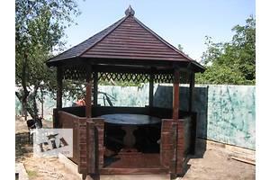 Садовая мебель, декоры