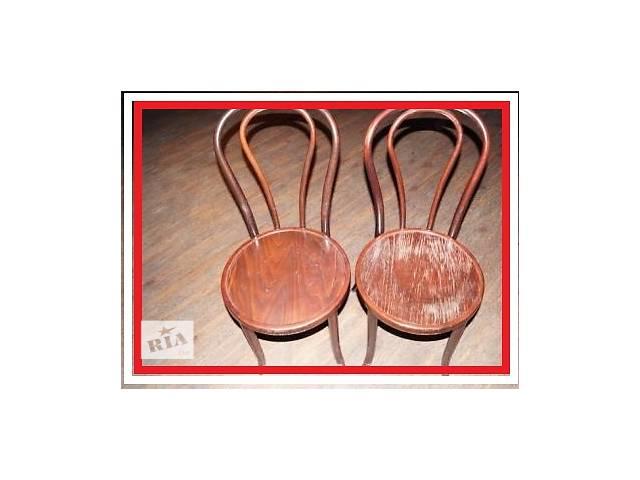 Деревянные стулья венские  Paged Meble Польша- объявление о продаже  в Киеве