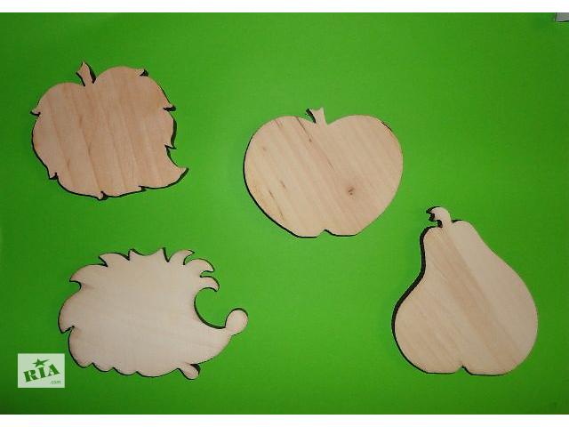 продам Игрушки из дерева. Деревянные игрушки Осенний сад бу в Житомире