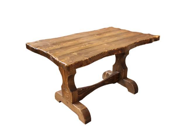 продам Деревянные столы под старину, Стол Хвилька бу в Киеве