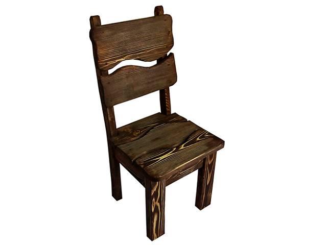 продам Деревянные стулья под старину, Стул Хвилька бу в Киеве