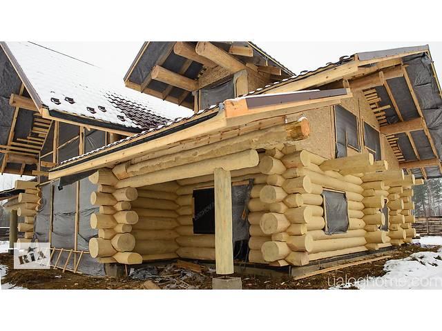 продам Строительство деревянных домов бу  в Украине