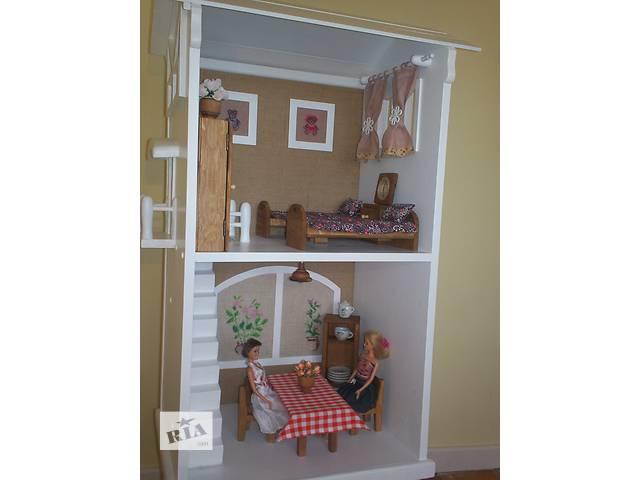 купить бу Деревянный дом для куклы в Львове