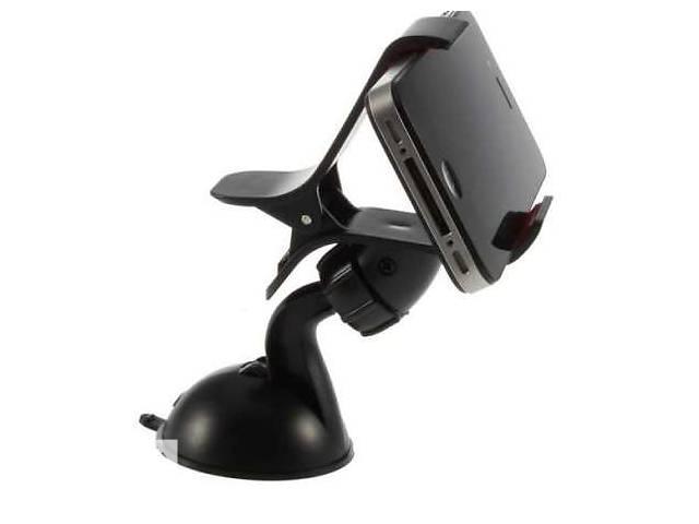 продам  Держатель для телефона автомобильный на присоске бу в Киеве
