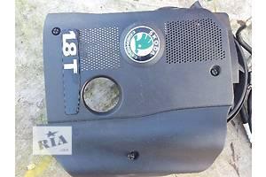 Кришка мотора Skoda SuperB